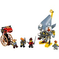 LEGO Ninjago 70629 Piranha Attack - Building Kit
