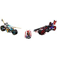 LEGO Ninjago 70639 Street Race of Snake Jaguar - Building Kit