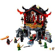 LEGO Ninjago 70643 Temple of Resurrection - Building Kit