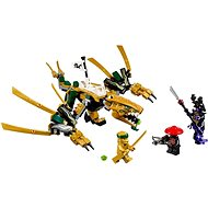 LEGO Ninjago 70666 The Golden Dragon - LEGO Building Kit