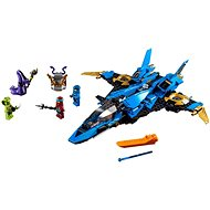 LEGO Ninjago 70668 Jay's Storm Fighter - LEGO Building Kit