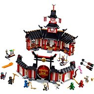 LEGO Ninjago 70670 Monastery of Spinjitzu - LEGO Building Kit