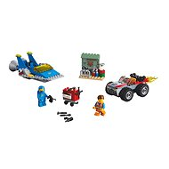 LEGO Movie 70821 Emmet and Benny's 'Build and Fix' Worksh - Building Kit