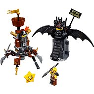 LEGO Movie 70836 Battle-Ready Batman and MetalBeard - Building Kit