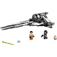 LEGO Star Wars 75242 Black Ace TIE Interceptor - Building Kit