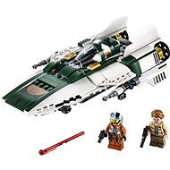 LEGO Star Wars 75248 Resistance A-Wing Starfighter - Building Kit