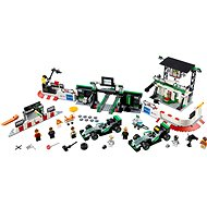 LEGO Speed Champions 75883 MERCEDES AMG PETRONAS Formula One Team - Building Kit