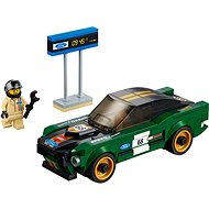 LEGO Speed Champions 75884 1968 Ford Mustang Fastback - Building Kit