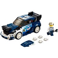 LEGO Speed Champions 75885 Ford Fiesta M-Sport WRC - Building Kit