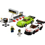 LEGO Speed Champions 75888 Porsche 911 RSR and 911 Turbo 3.0 - Building Kit