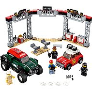 LEGO Speed ??Champions 75894 1967 Mini Cooper S Rally and 2018 MINI John Cooper Works Buggy - LEGO Building Kit