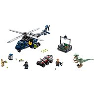 LEGO Jurassic World 75928 Blue's Helicopter Pursuit - Building Kit