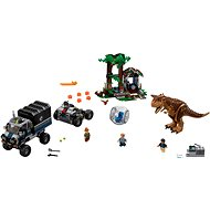 LEGO Jurassic World 75929 Carnotaurus Gyrosphere Escape - Building Kit