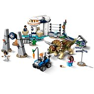 LEGO Jurassic World 75937 Triceratops Rampage - Building Kit