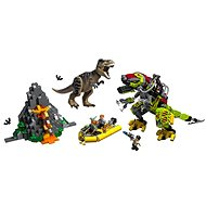 LEGO Jurassic World 75938 T-Rex vs Dino-Mech - Building Kit