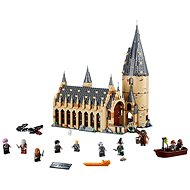 LEGO Harry Potter 75954 Hogwarts Great Hall - Building Kit