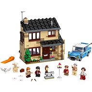 LEGO Harry Potter™ 75968 4 Privet Drive - LEGO Building Kit
