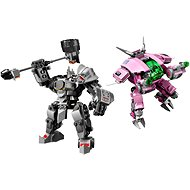 LEGO Overwatch 75973 D.Va & Reinhardt - Building Kit