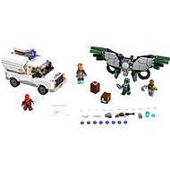 LEGO Super Heroes 76083 Beware the Vulture - Building Kit