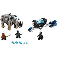 LEGO Super Heroes 76099 Rhino Face-Off by the Mine - Building Kit