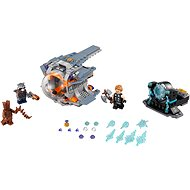 LEGO Super Heroes 76102 Thor's Weapon Quest - Building Kit