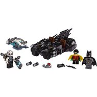 LEGO Super Heroes 76118 Mr. Freeze Batcycle Battle - Building Kit