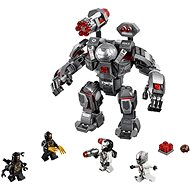 LEGO Super Heroes 76124 War Machine Buster - Building Kit