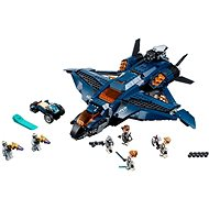 LEGO Super Heroes 76126 Avengers Ultimate Quinjet - Building Kit