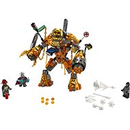 LEGO Super Heroes 76128 Molten Man Battle - Building Kit