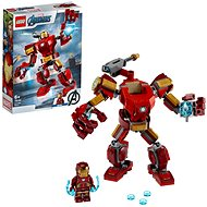 LEGO Super Marvel Heroes 76140 Iron Man Mech - Building Kit