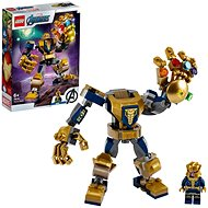 LEGO Super Marvel Heroes 76141 Thanos Mech - Building Kit