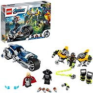 LEGO Super Marvel Heroes 76142 Avengers Speeder Bike Attack - Building Kit
