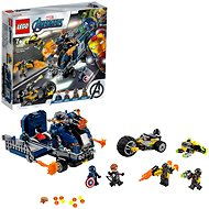 LEGO Super Marvel Heroes 76143 Avengers Truck Take-down - Building Kit