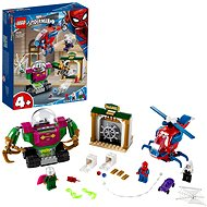 LEGO Super Marvel Heroes 76149 The Menace of Mysterio - Building Kit