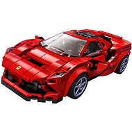 LEGO Speed Champions 76895 Ferrari F8 Tributo - LEGO Building Kit
