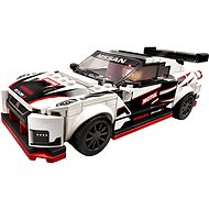 LEGO Speed Champions 76896 Nissan GT-R NISMO - LEGO Building Kit
