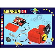 Merkur electric motors - Building Kit
