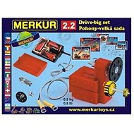 Merkur electric motors and gears - Building Kit