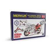 Merkur motorcycle - Building Kit