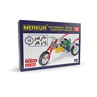 Merkur motorcycles - Building Kit