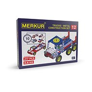 Merkur tow truck - Building Kit