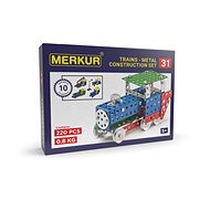 Mercury railway models 211 pcs - Building Kit