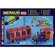 Merkur Railway Models 300pcs - Building Kit