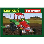 Merkur Farm Set - Building Kit