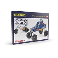 Merkur vehicle set - Building Kit