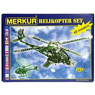 MERKUR Helicopter Set - Building Kit