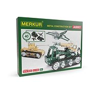Merkur Army set - Building Kit
