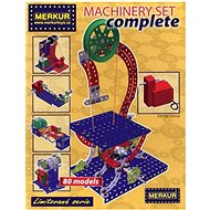 Merkur Machinery Set Complete - Building Kit
