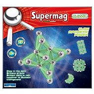 SUPERMAG - Classical phosphorescent - Magnetic Building Set