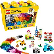 LEGO Classic 10698 Large Creative Brick Box - LEGO Building Kit